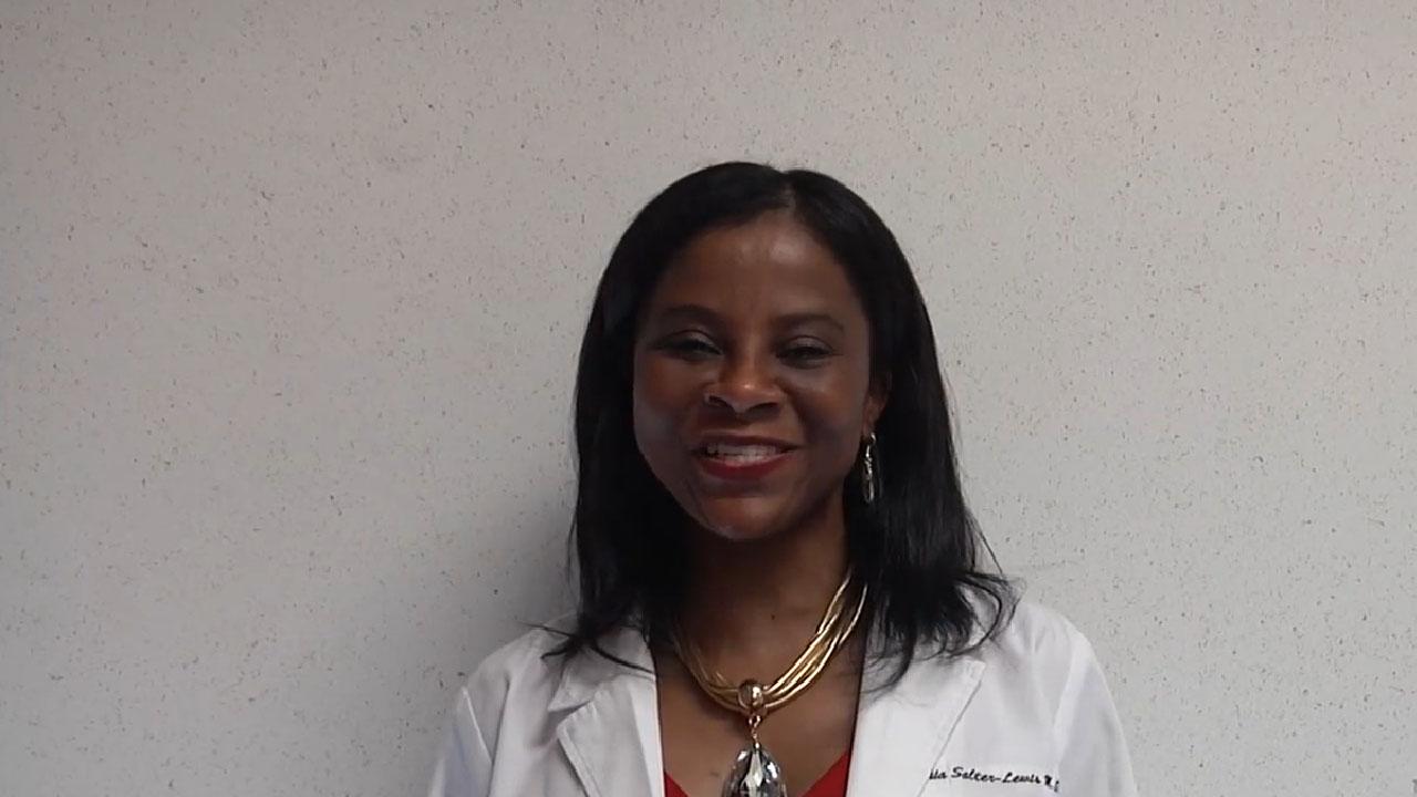 Cynthia Salter-Lewis M.D. – Xeomin