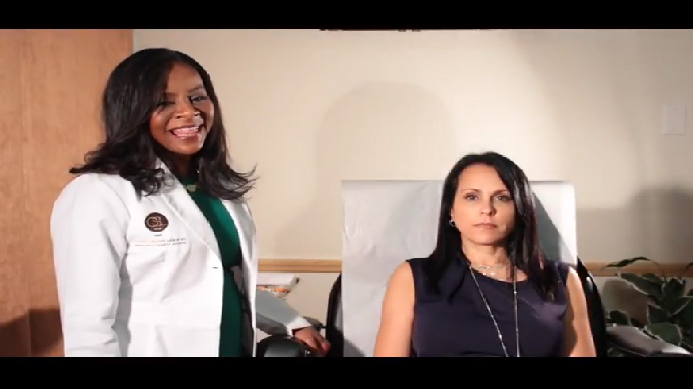 Watch Dr. Cynthia Salter-Lewis Inject Botox